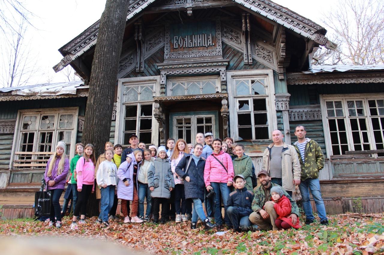 17 октября — субботник в Рыбинске