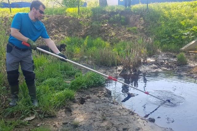 Усиление контроля за экологической ситуацией на полигоне «Скоково» и прилегающих территориях