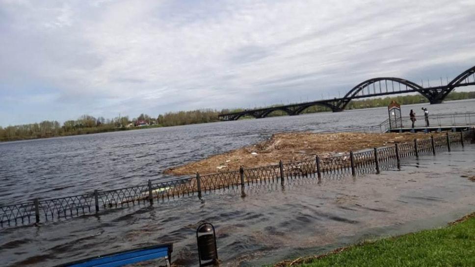Стабилизация сбросов с Рыбинского водохранилища