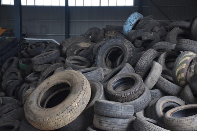 С начала года ярославцы направили более 50 тонн автопокрышек в переработку
