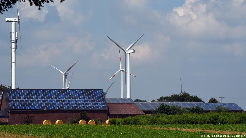Что мы знаем о ветряной энергетике в Германии?